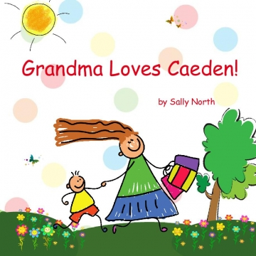 Grandma Loves Caeden!