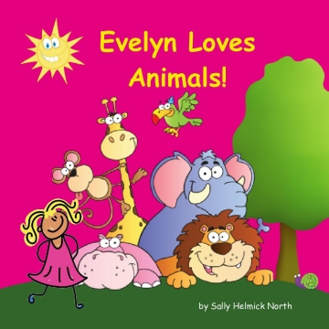 Evelyn Loves Animals!