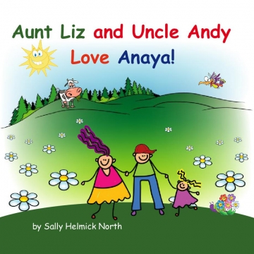 Aunt Liz and Uncle Andy Love Anaya!