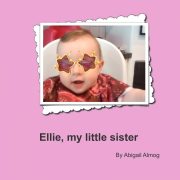 Ellie, my little sister