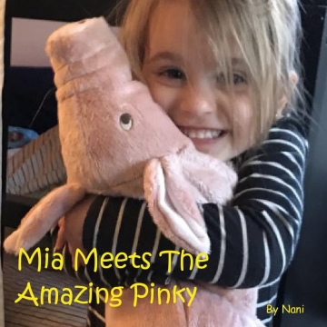 Mia and Pinky