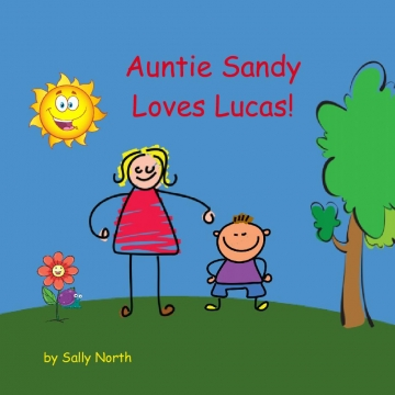 Auntie Sandy Loves Lucas!