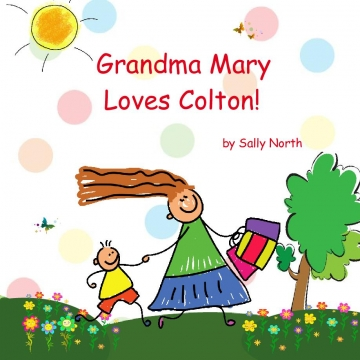 Grandma Mary Loves Colton!