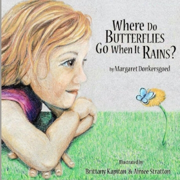 Where Do Butterflies Go When It Rains?