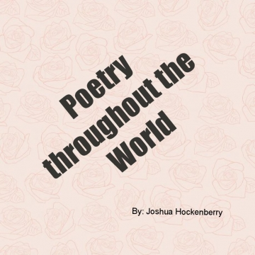 Poetry through the world