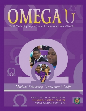 Omega U Yearbook 2018