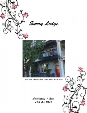 Surry Lodge
