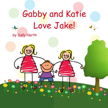 Gabby and Katie Love Jake