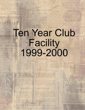 Ten Year Club Facility Yearbook