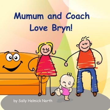 Mumum and Coach Love Bryn!