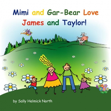 Mimi and Gar-Bear Love James and Taylor!