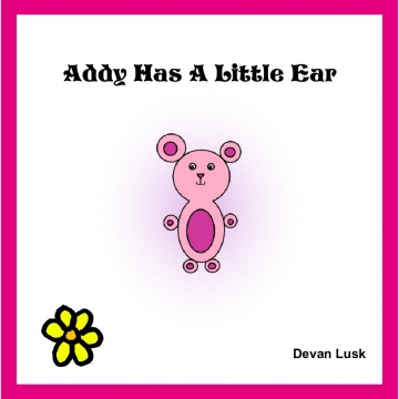 Addy Has A Little Ear left sided Microtia
