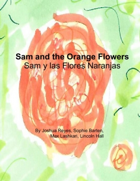 Sam and the Orange Flowers