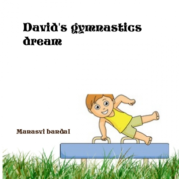 David's gymnastics dream