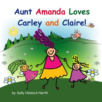 Aunt Amanda Loves Carley and Claire!