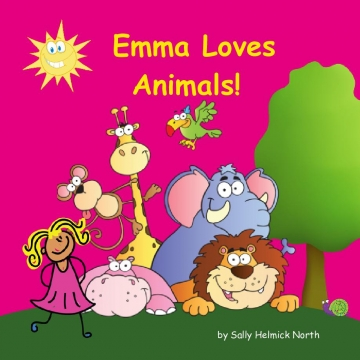Sample Girl's Animal Book