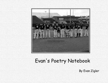 Evans Poetry Notebook