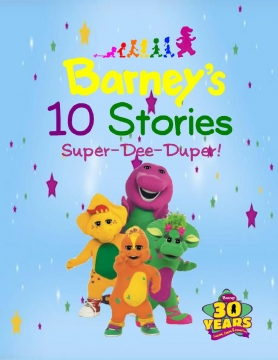 Barney's 10 Stories Super Dee Duper!