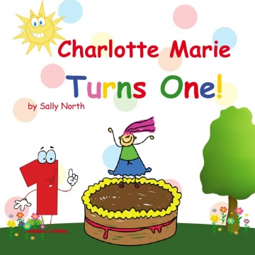 Charlotte Marie Turns One!