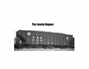 The Lonely Hopper