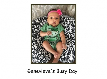 Gen's Busy Day