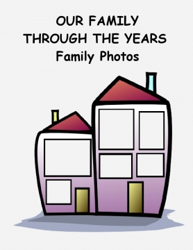 Our Family Through The Years