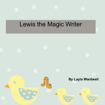 Lewis The Magic Writer