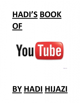 Hadi's Book Of YouTube