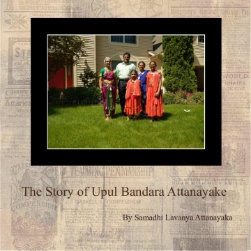 The Story of Upul Bandara Attanayake