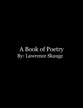 Lawrence's Poetry Book