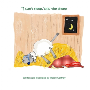 """I can't sleep,"" said the sheep"