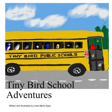 Tiny Bird Back to School Adventures
