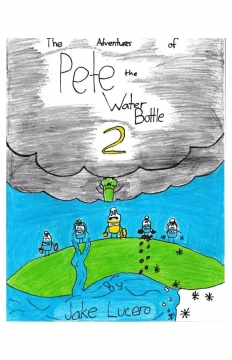 Pete the Water Bottle 2