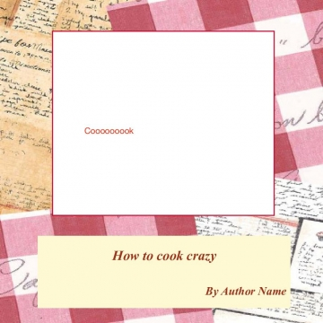 How to cook crazy