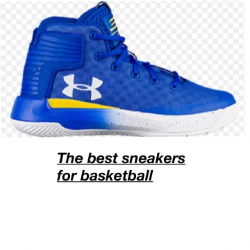 The Best Sneakers For Basketball