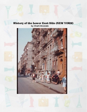History of the Lower East side