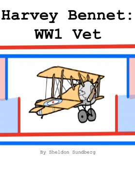 Harvey Bennet: WW1 Vet