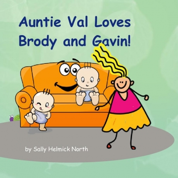 Auntie Val Loves Brody and Gavin!