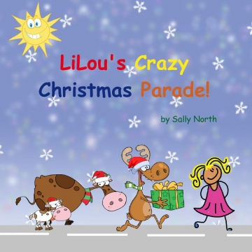 LiLou's Crazy Christmas Parade!