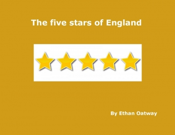 The five stars of England