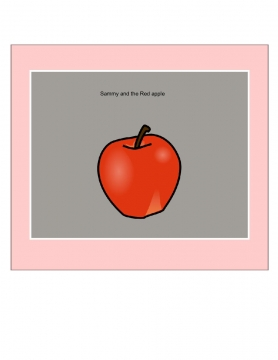 Sammy and the Red Apple