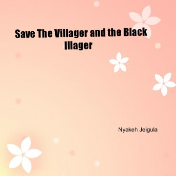 Save the Villager and the Black Illager