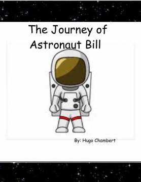 The Journey of Astronaut Bill