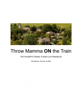 Thrown Mamma ON the Train