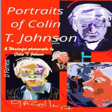 Portraits of Colin T. Johnson