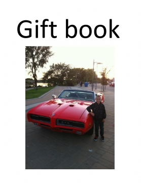 Gift book my parents