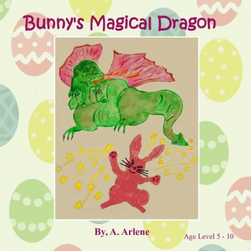 Bunny's Magical Dragon