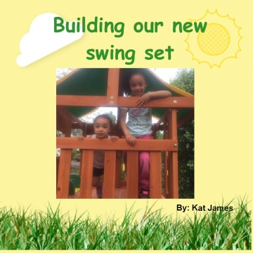Building our new swing set