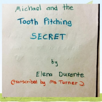 Michael and The Tooth Pitching Secret
