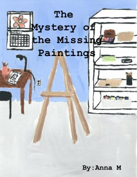 The Mystery of the Missing Paintings